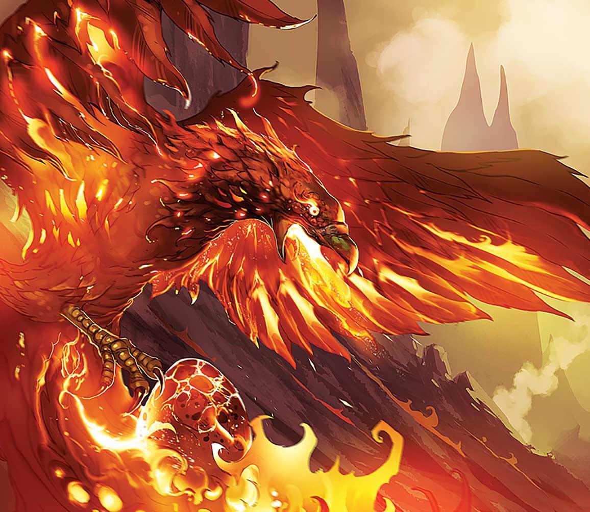 Wild Assent - Phoenix